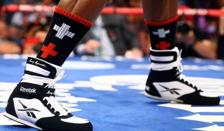 scarpe da boxe